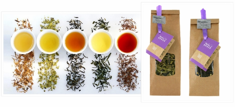 De wereld van thee | Gratis