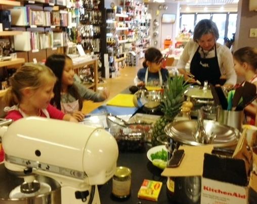 Kookworkshop voor kids vanaf 8 jaar