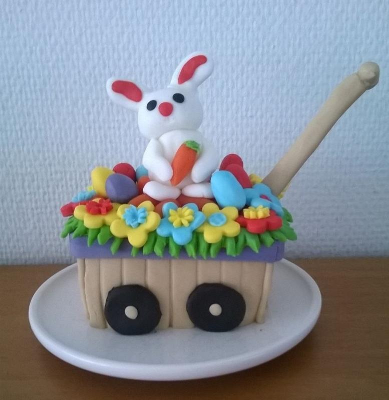 Kids bak workshop | Taartje voor Pasen