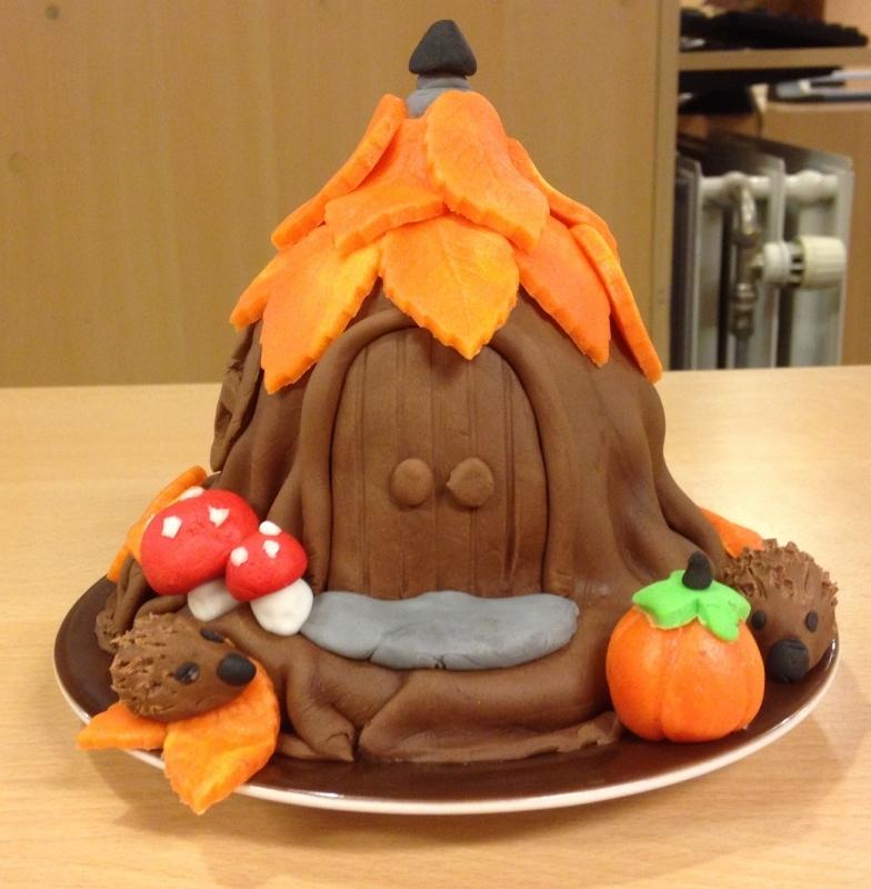 Bakworkshop kinderen Halloween/Herfst