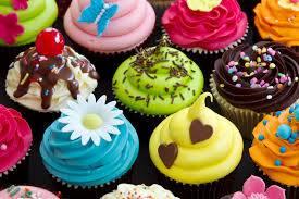 Een cupcake voor de juf of meester