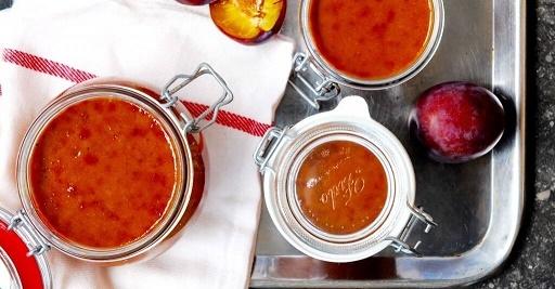 recept fermenteren van pruimen