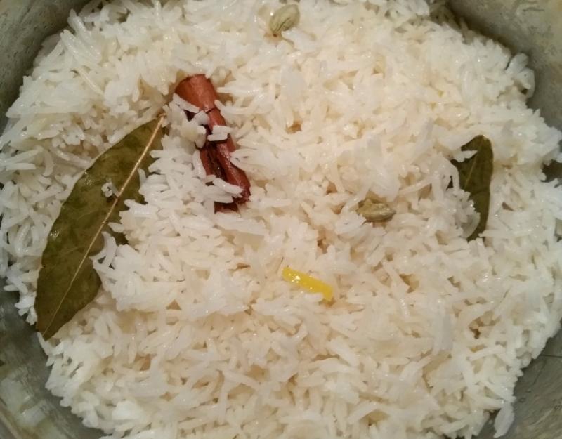 Rijst op een bijzondere manier