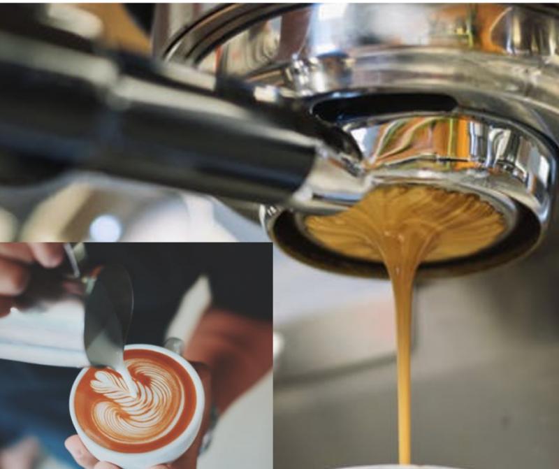 Kom je koffie proeven?