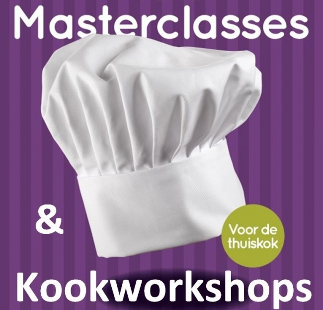 Masterclass Salades door Jos Franssen en Mimi