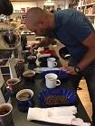 Koffie Cupping en Barista workshop door Pim ten Loohuis en Stephan