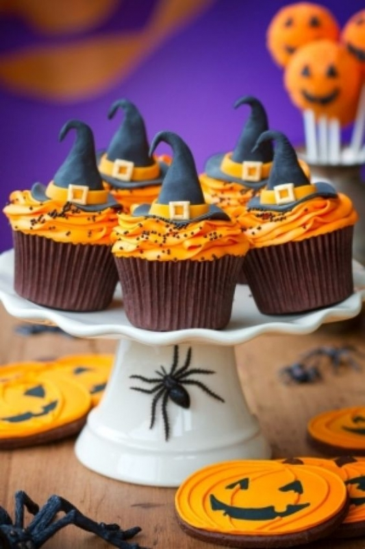 Kids bak workshop | Halloweenkoekjes en cupcakes