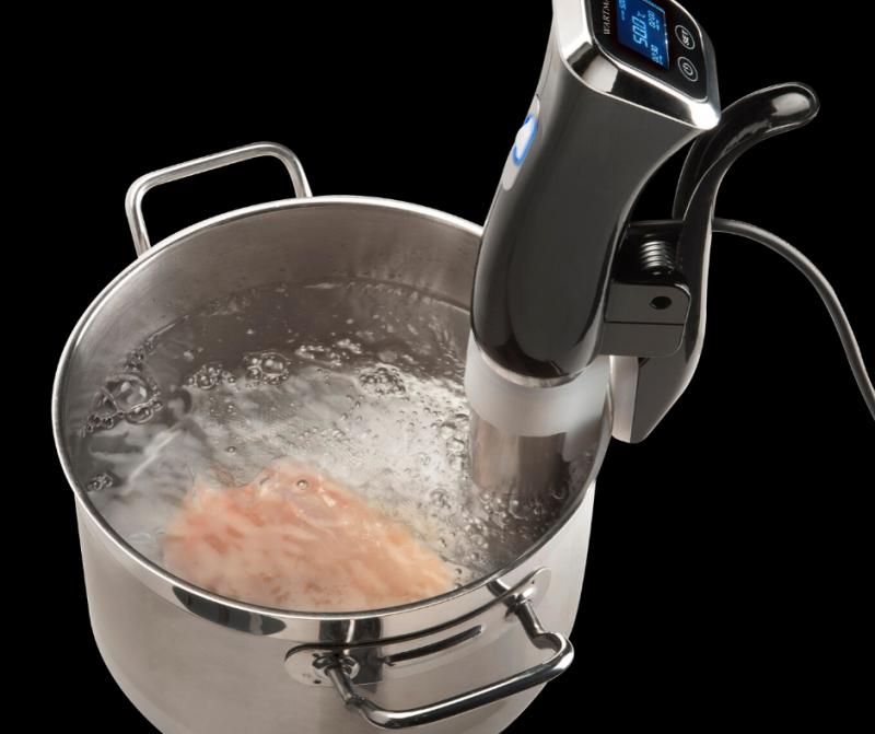 Sous-vide koken: de oplossing