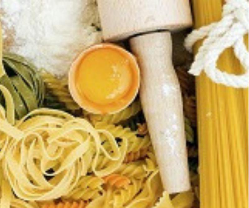 Verse pasta zelf maken