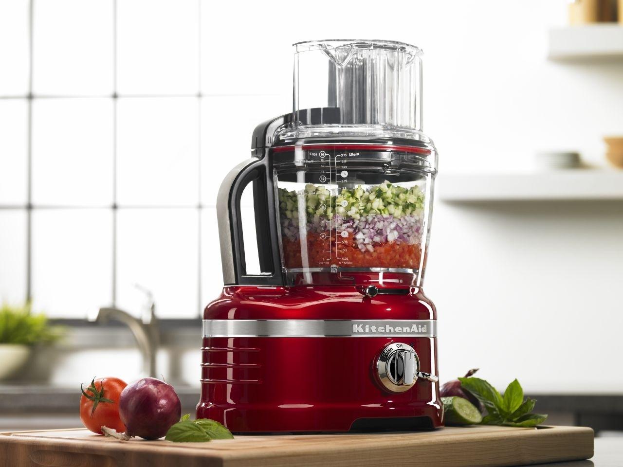 Automatische Mixer Keuken : Op zoek naar een assistent in de keuken een mixer keukenrobot