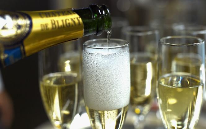 kerstmenu 2017 Champagnesoep